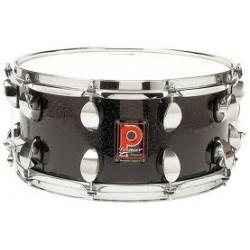 Premier Rullante classic acero colori nero - rosso - blu - oro,nero brillantinati - nero lucido