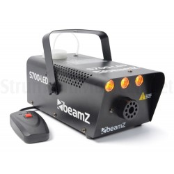 BEAMZ S700 LED Smoke Machine with Flame Effect