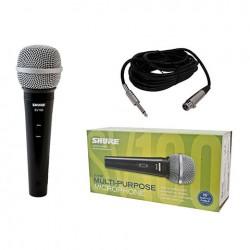 Shure SV 100 Microfono dinamico + cavo