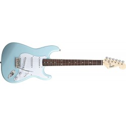 Squire by Fender Bullet colore Daphne