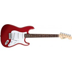 Squire by Fender Bullet colore Red
