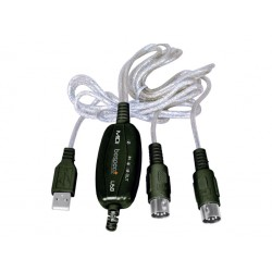 Bespeco  USB - MIDI Cable