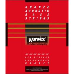 Warwick Acoustic Bass Strings 6 25-135