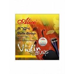 CORDE DI VIOLINO A704 FULL SET 4/4
