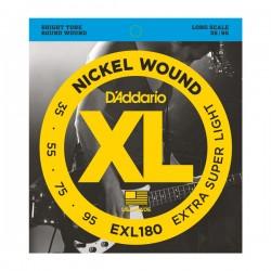 D'Addario EXL180 (0.35 - 095)