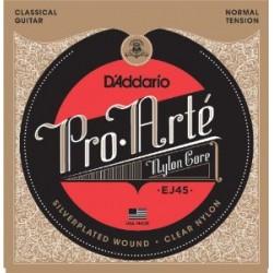 D'Addario Pro Artè Classic Guitar EJ45