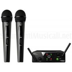 AKG WMS40 Pro Mini 2 Dual Vocal Set
