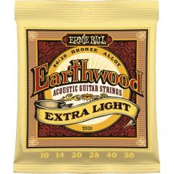 Ernie Ball Earthwood Extra Light