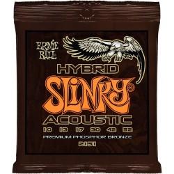 Ernie Ball Hybrid Slinky Acustic