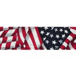 Levy's Tracolla bandiera americana