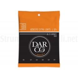 MARTIN D510 Darco Acoustic Extra Light Bronze