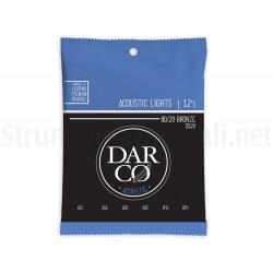 MARTIN D520 Darco Acoustic Light Bronze