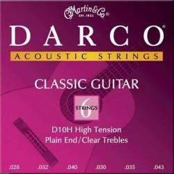 Martin Darco Classic Guitar D10H