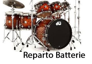 REPARTO BATTERIE
