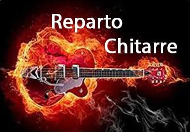 REPARTO CHITARRA